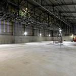 Phosphate ore warehouse