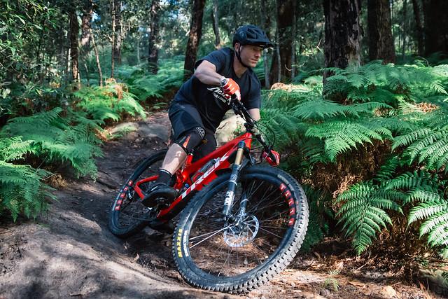 Biking on a Trek