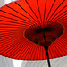 Traditional umbrella for decorations in Japan-motoros redőnyök