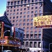 Found Photo - Hotel Perl Marquette & Palace Theater - Peoria Illinois by Mark 2400