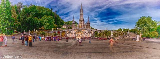 Lourdes and his lost souls!