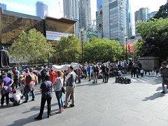 'March For Science', Melbourne, 2017