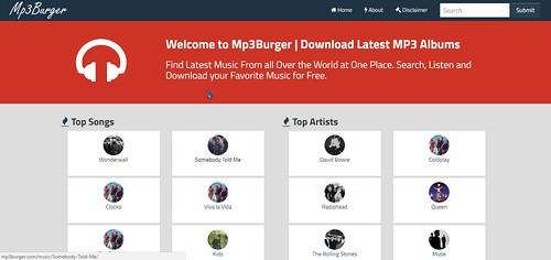 Premium Mp3 Search Engine script With Admin Panel