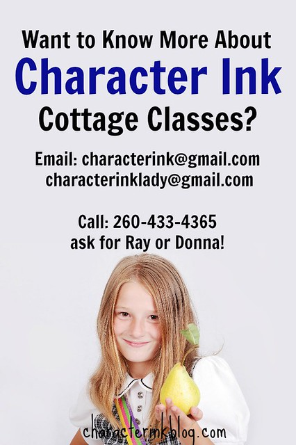 Want to Know More About Character Ink Cottage Classes