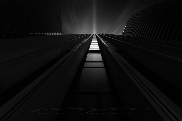 Lines of Gotham, LaDéfense Paris