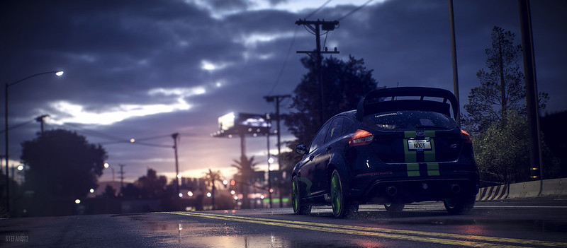 Need for Speed / Driving Until Dawn