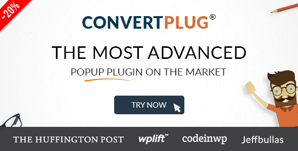 ConvertPlug v2.4.1.1 - Popup Plugin For WordPress