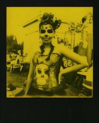 Yellow Muertos Maiden