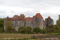 52 Perroy - La Motte-Josserand Château - Photo of Donzy
