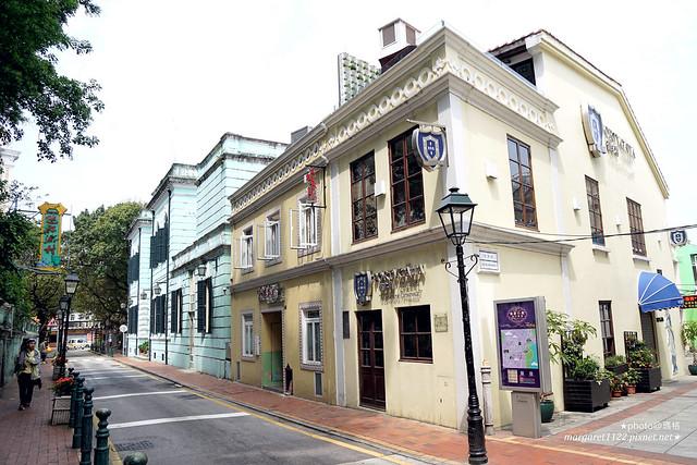 澳門|氹仔島散策