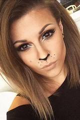 Pretty Halloween Makeup , #makeup , FB: http://ift.tt/2qPmYN4