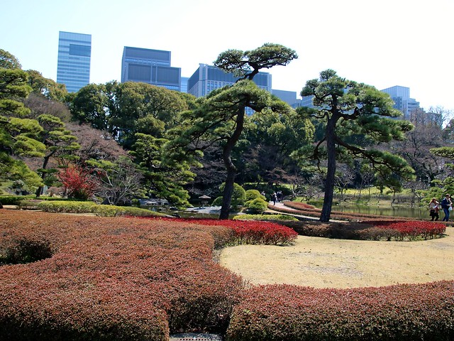 Tokyo Jardin shogunal de, Canon EOS 750D, Tamron 16-300mm f/3.5-6.3 Di II VC PZD Macro