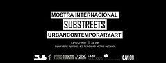 Exposition Substreets à Sao Paulo