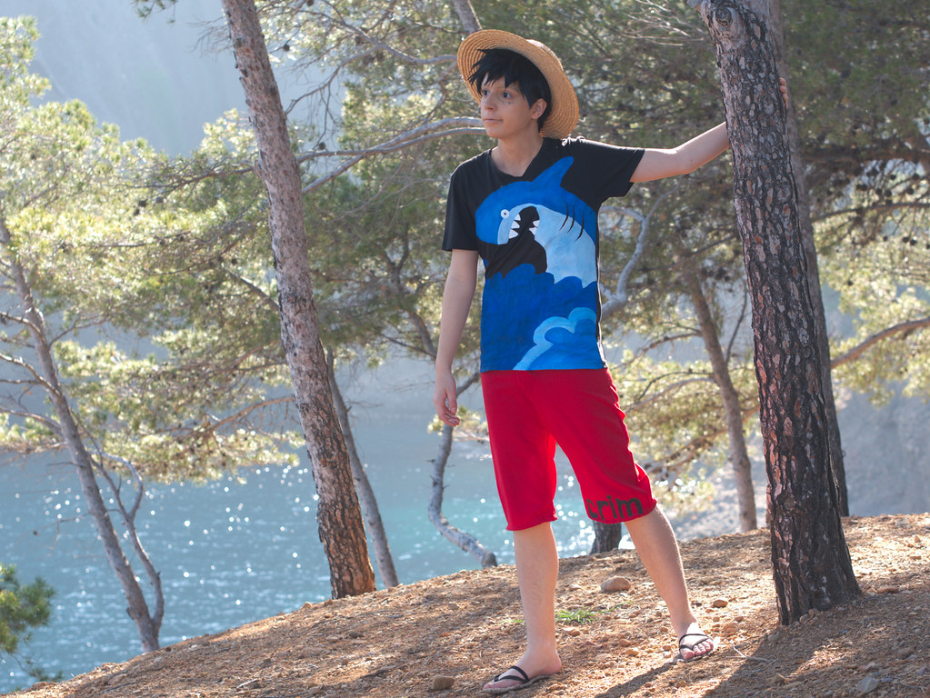 related image - Shooting Luffy - One Piece - Parc du Mugel - La Ciotat -2017-04-08- P2030842