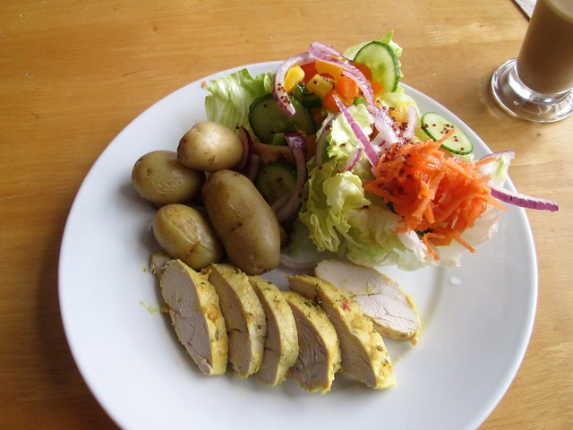 Buckfastleigh Station Food Peri Peri Chicken