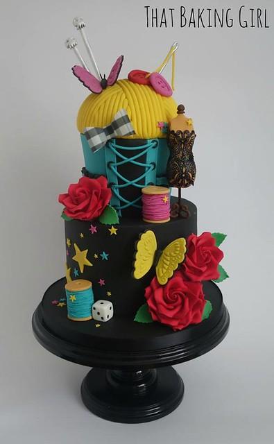 Cake by Thatbakinggirl