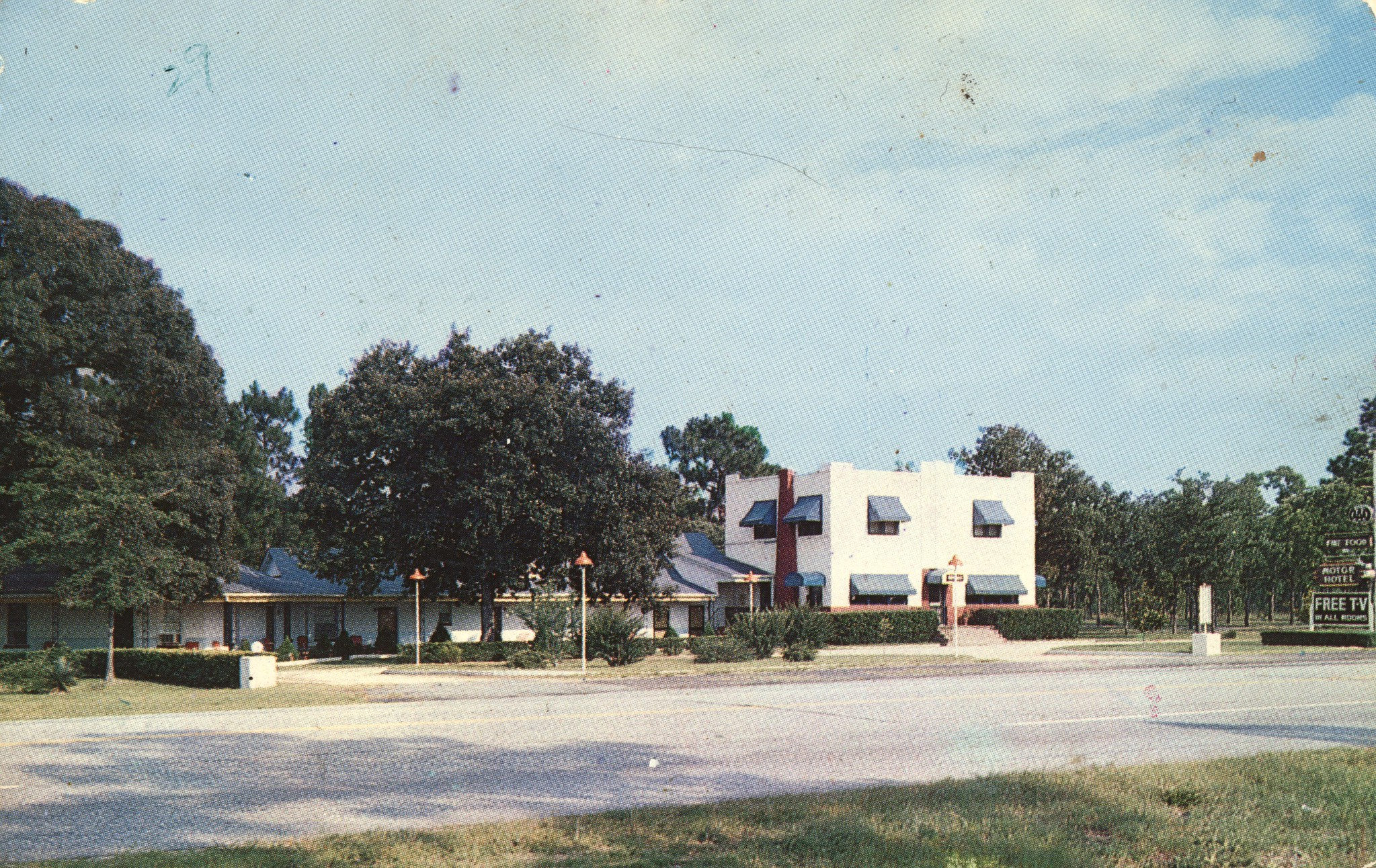 Lee's Ranch and Motor Inn - Walterboro, South Carolina