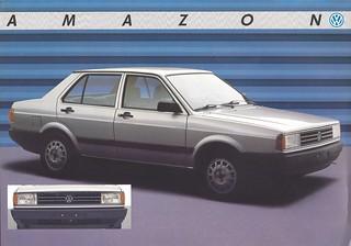 1987 Amazon, Brazil's Volkswagen