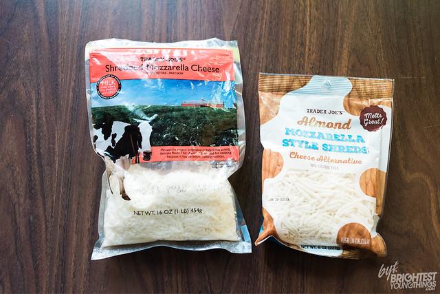 Real Cheese vs Fake Cheese