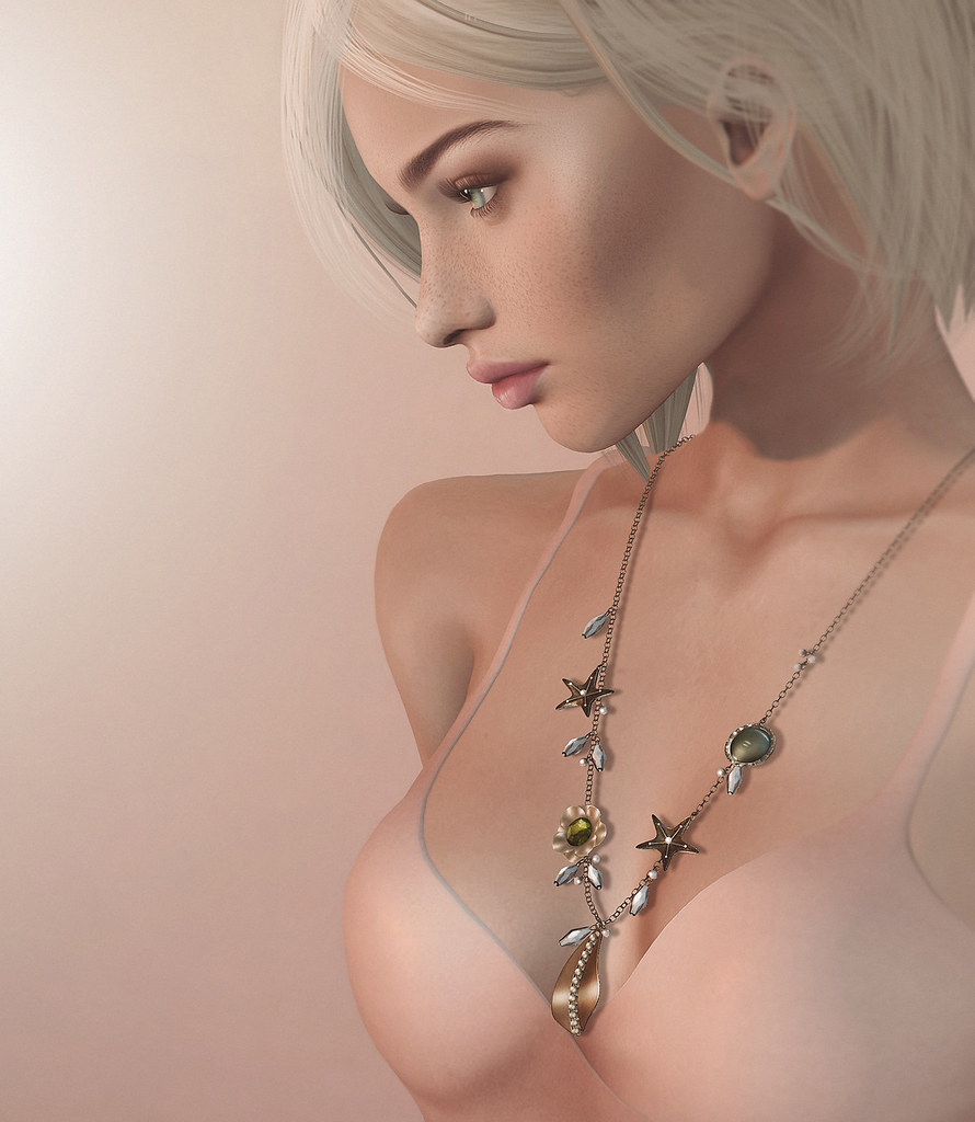 (Kunglers) Pietra necklace AD - SecondLifeHub.com