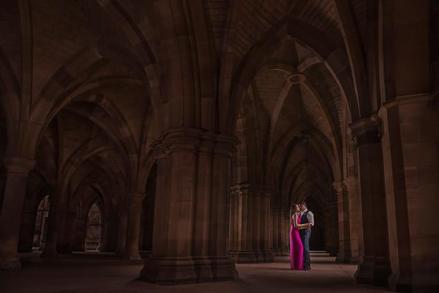 The Cloisters University of Glasgow | www.jhoque.com