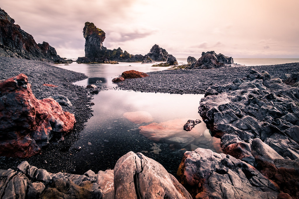 Djupalonssandur beach - Iceland - Travel photography