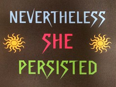 Nevertheless She Persisted postcard (1)