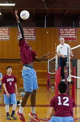 2017 NMH Boys' Varsity Volleyball