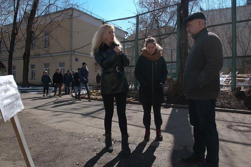Апр 1 2017 - 13:30 - Ректор Литинститута консультирует абитуриентов
