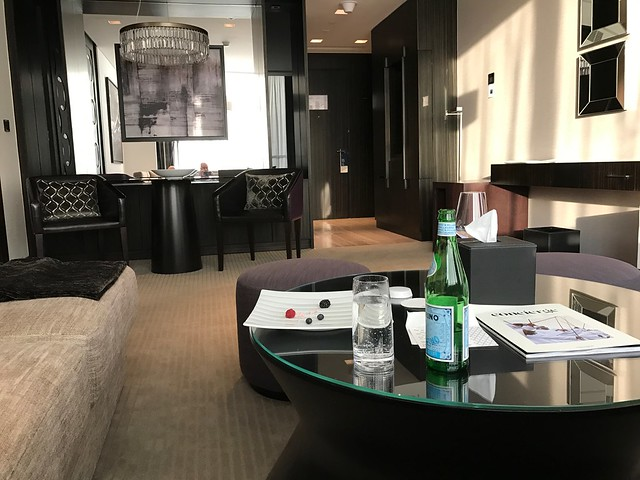 Deluxe Suite -Sheraton Grand Hotel Dubai