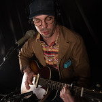 Thu, 11/05/2017 - 1:21pm - Justin Townes Earle Live in Studio A, 5.11.17 Photographer: Sarah Burns