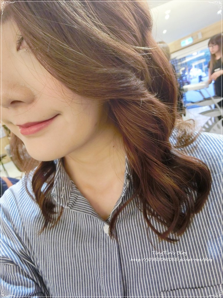 染髮紅棕色 HAPPYHAIR (2)