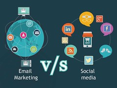 Email Marketing Vs Social Media - Which Is More Important?