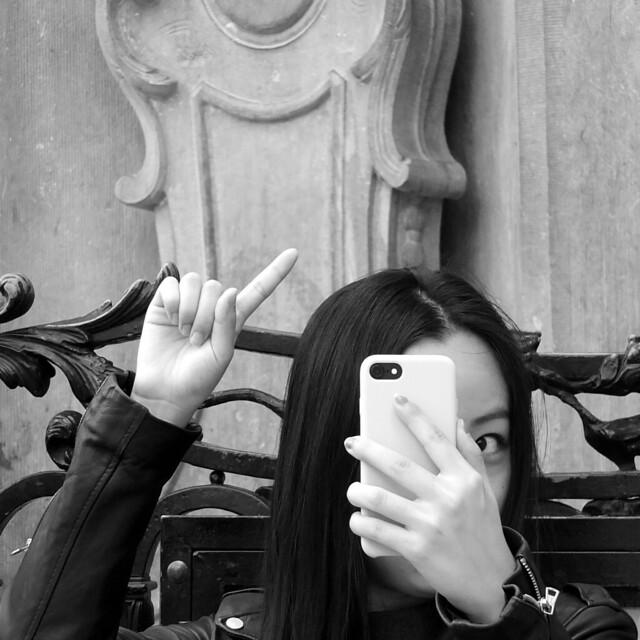 Selfie with Manneken