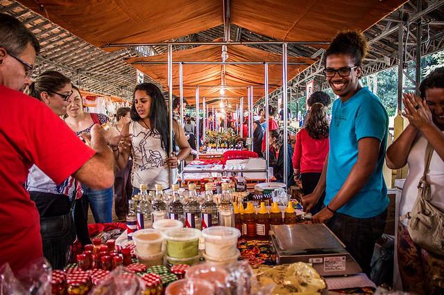 Artigo | Um espectro ronda São Paulo, a Feira Nacional da Reforma Agrária
