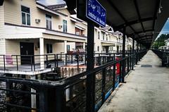 Modern Housing at Kampong Ayer