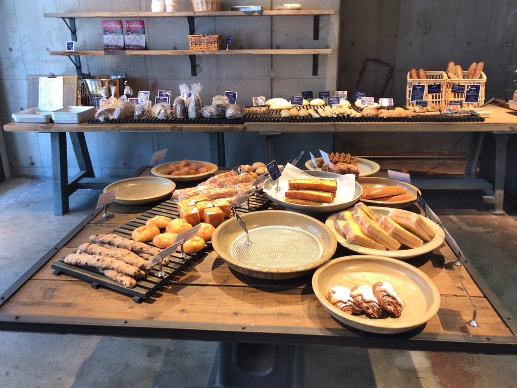 the open bakery