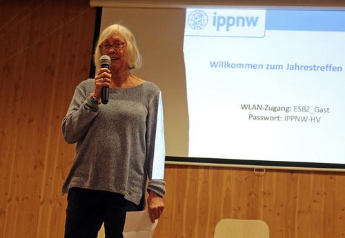 IPPNW-Jahrestreffen 2017 in Berlin