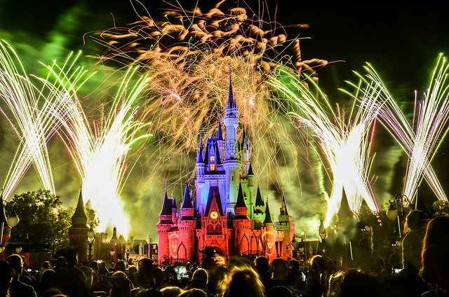 Wishes sparklers