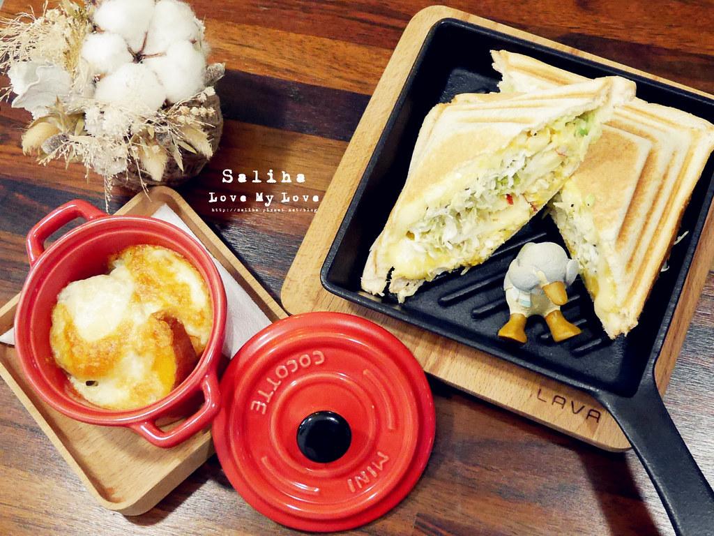 台北小巨蛋站南京三民站附近餐廳咖啡館推薦12 Cafe (13)