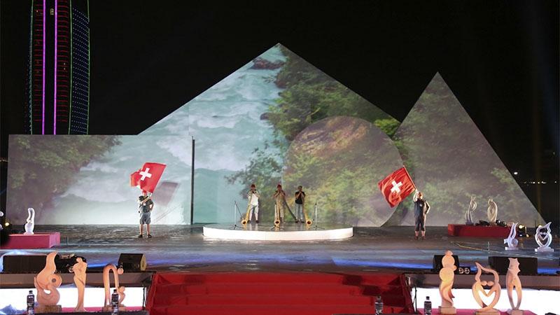 DIFF 2017: Các nghệ sỹ và hai đội pháo hoa đã sẵn sàng bùng nổ trong đêm Thổ 2