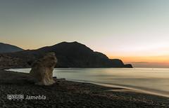 Playa de La Isleta del Moro - amanecer - Almería.jpg