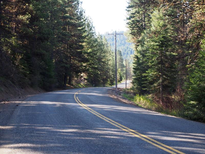 Middle Fork Teanaway Road