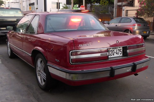 Buick Regal Coupé - Lima, Perú