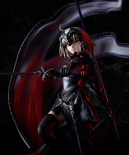 《Fate/Grand Order》 Avenger/聖女貞德〔Alter〕アヴェンジャー ジャンヌ・ダルク[オルタ] 1/7比例模型【ANIPLEX+限定】