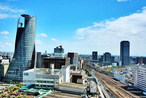 Nagoya City-Japan.