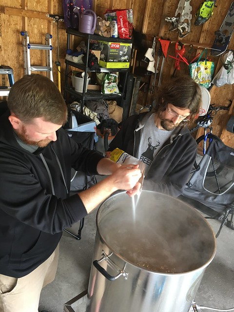 Sorachi Ace Clone Big Brew Day