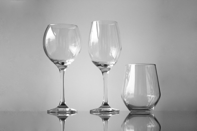 Wine Glasses do Matter