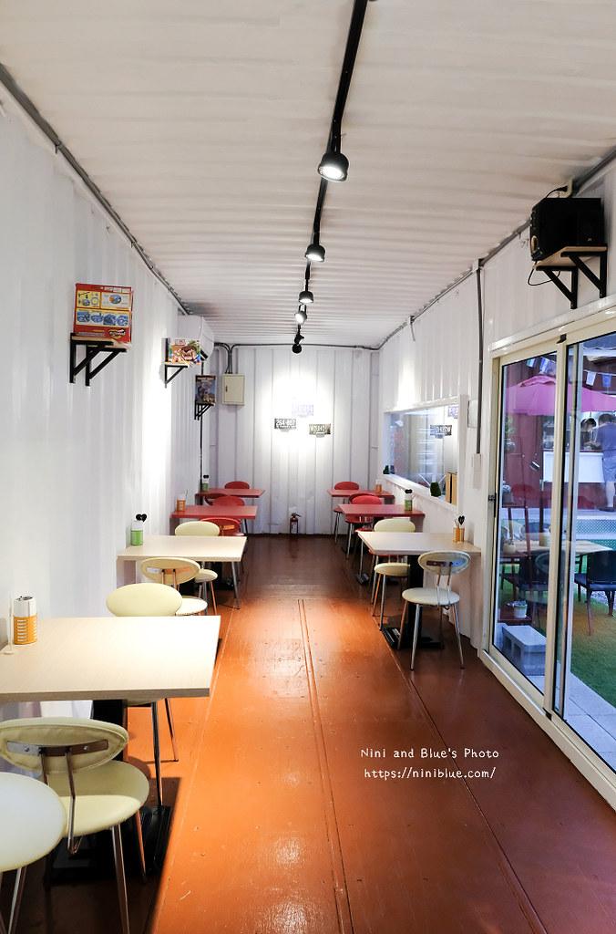 逢甲迷路MiLu菜單氣球泳圈親子餐廳03