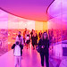 "Small photo of Inside ""Your Rainbow Panorama"" at ARoS Aarhus Kunstmuseum"